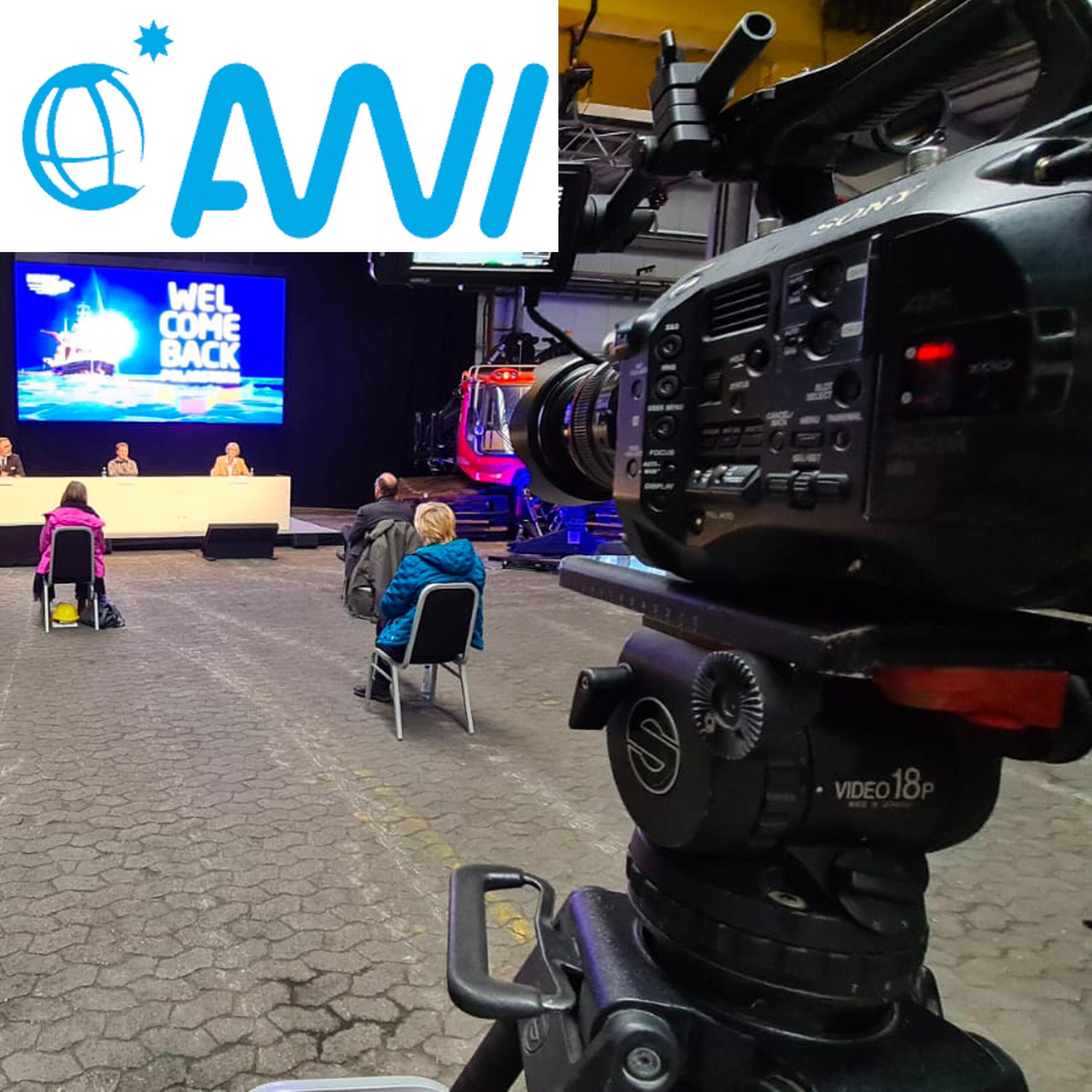 Live Produktion AWI