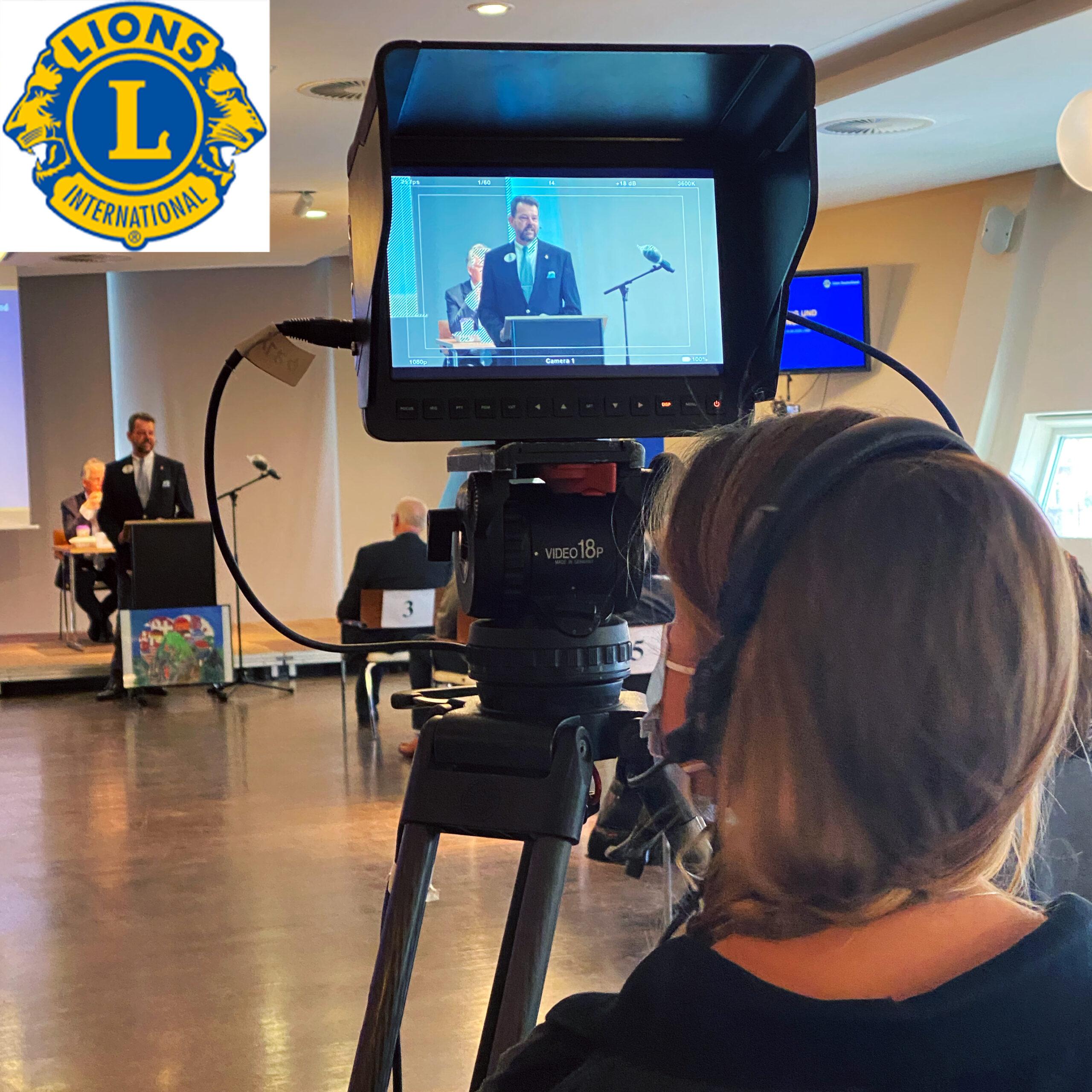 Livestream Lions Club